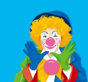 color clown feature vector material 15 2751 300x280 El Caso Instrumental
